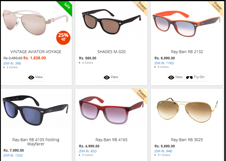 Branded Men Sunglasses