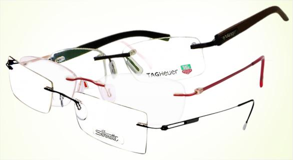 Rimless Glasses for men and women