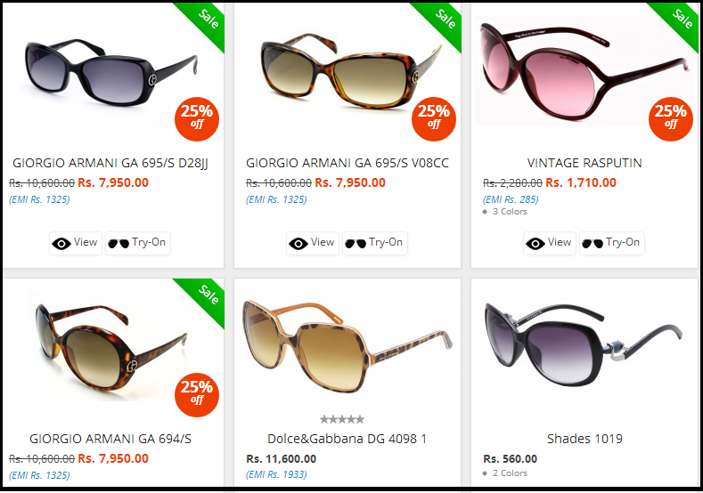 Designer Women Sunglasses