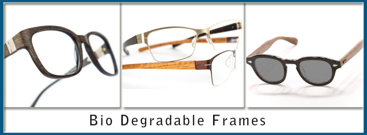 Biodegradable Frames
