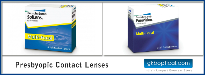 Presbyopic Contact Lenses