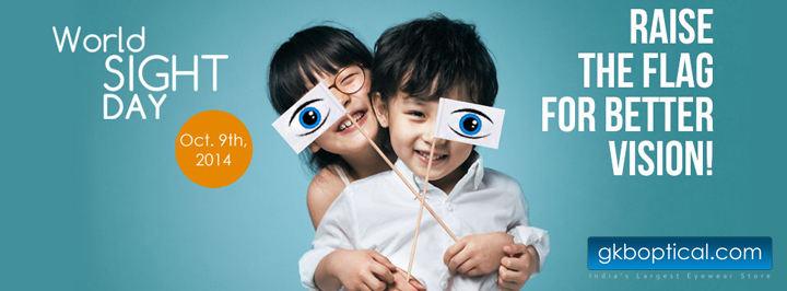 Spread eye awareness on World Sight Day