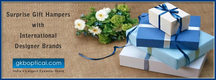 Surprise gift hamper