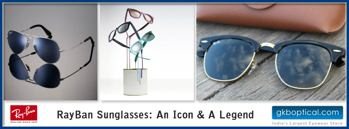 What makes the Rayban Sunglasses A Legend