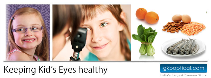 Kids Eye Health