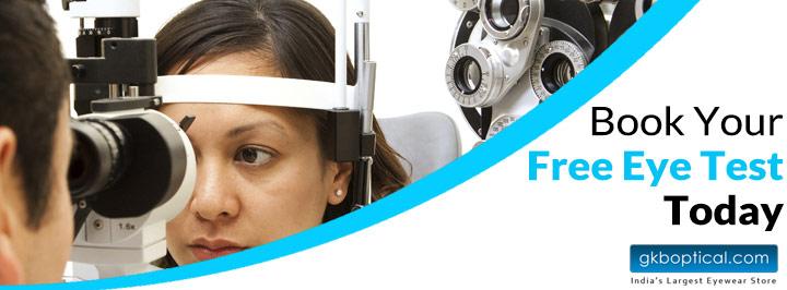 Free Eye Testing