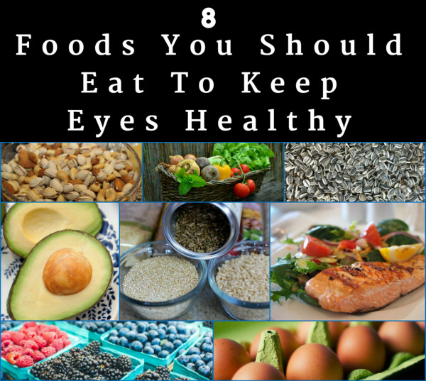 8 foods you should eat to keep eyes healthy the gkb for What fish is healthy to eat