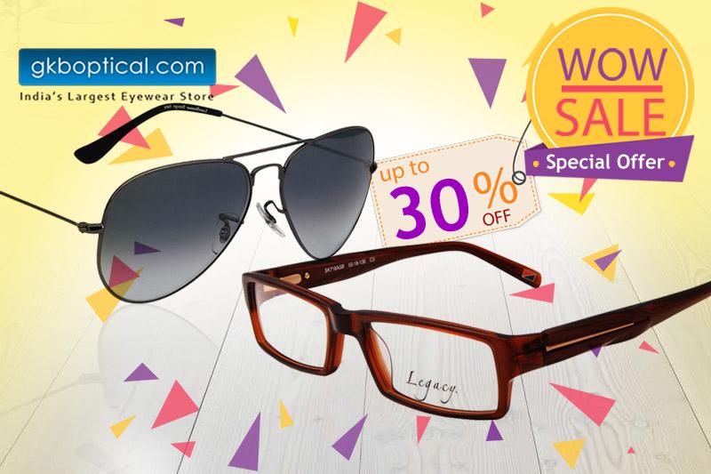 b3260889791 Enjoy Upto 30% Discounts on Premium Branded Eyewear online