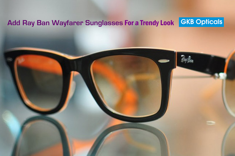2949939f283 Add Ray Ban Wayfarer Sunglasses For a Trendy Look