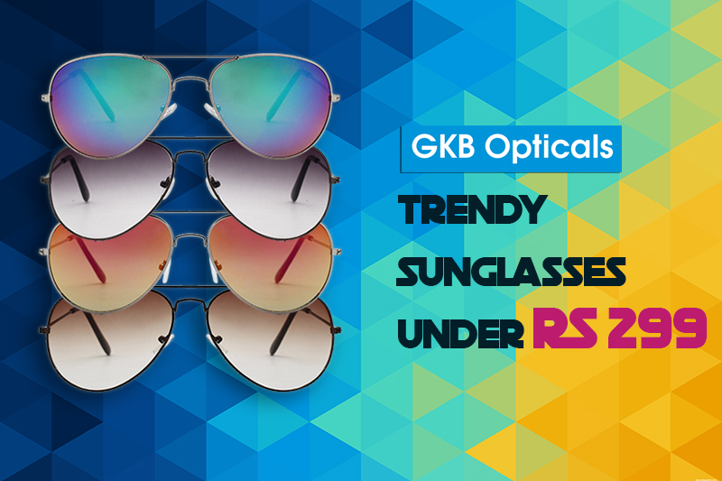 feee19e2cdd Stylish Branded Sunglasses at Rs 299 or Less